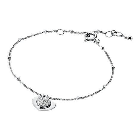 Heart Duo Bracelet , ${color}