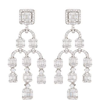 Ascher Chandlier Earrings
