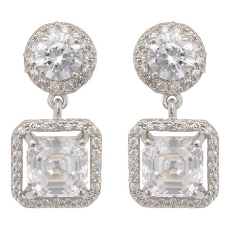 Clara Asscher Drop Earrings. , ${color}