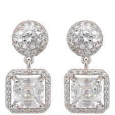 Clara Asscher Drop Earrings.
