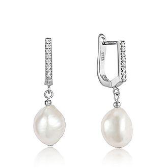 Vanessa Pearl Drop Earrings