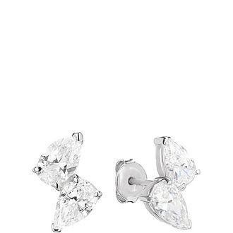 Poppy Pear Earrings