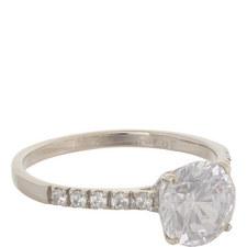 1ct Stone Ring