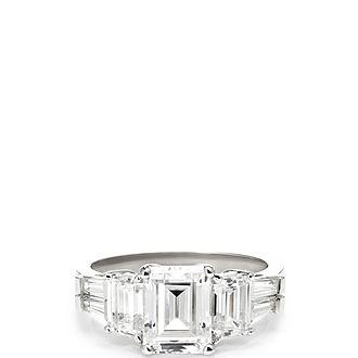 Alison Baguette Ring