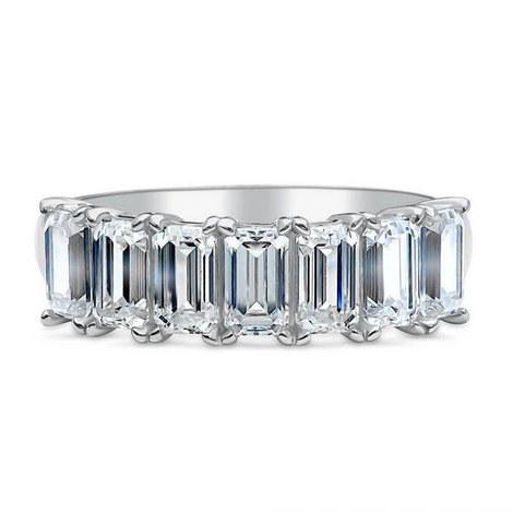 Zoe Baguette Ring, ${color}