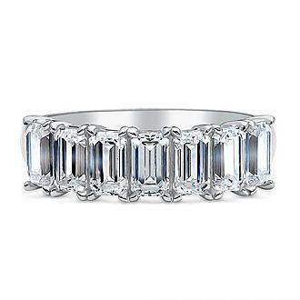 Zoe Baguette Ring