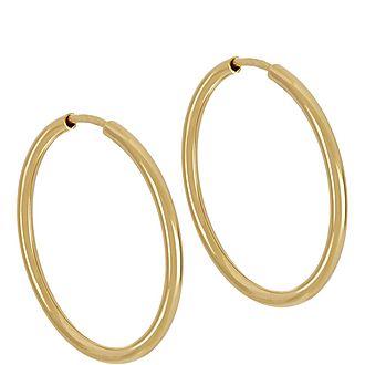 Senor 25 Pair Hoop Earrings