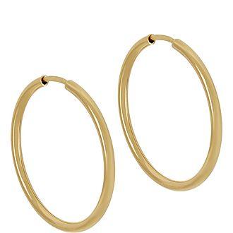 Senor 20 Pair Hoop Earrings