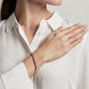 Lapis Evil Eye Bracelet, ${color}