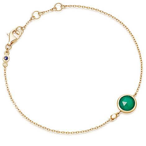 Stilla Green Onyx Bracelet, ${color}