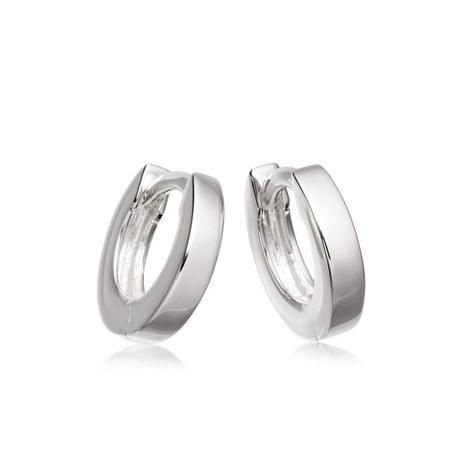 Stila Mini Hoop Earrings, ${color}