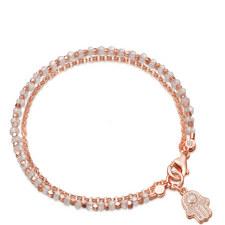Biography Rainbow Moonstone Bracelet