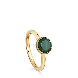 Stilla Malachite Ring