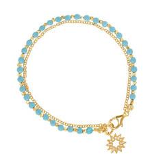 Sun Biography Bracelet