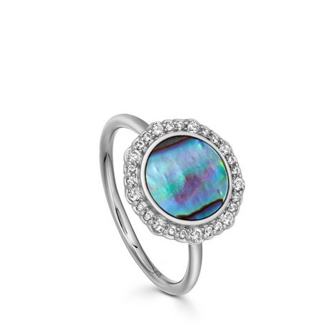 Abalone Luna Ring, ${color}