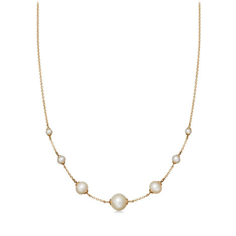 Peggy Pearl Necklace, ${color}