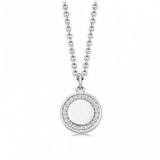 Cosmos Pendant Necklace