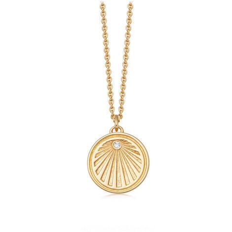 Celestial Pendant Necklace, ${color}