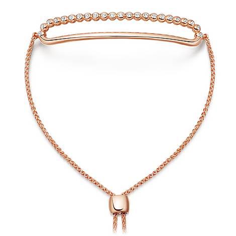 Stilla Arc Chain Bangle, ${color}