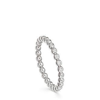 Stilla Arc Eternity Ring
