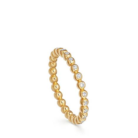 Stilla Arc Eternity Ring, ${color}