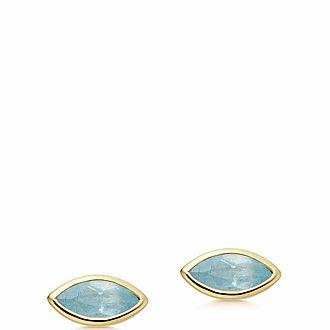 Paloma Petal Stud Earrings