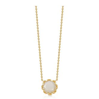 Paloma Moonstone Pendant Necklace