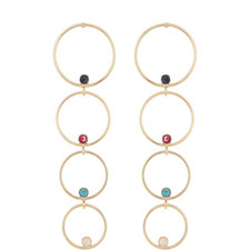 Lucienne Hoop Earrings