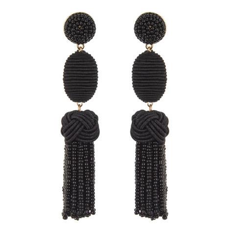 Sandriana Drop Earrings, ${color}
