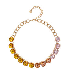 Circular Crystal Bracelet