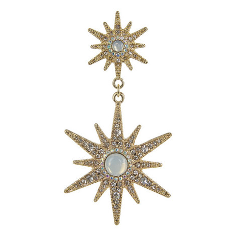 Celestial Drop Earrings, ${color}