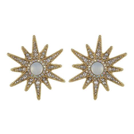 Asttine Stud Earrings, ${color}