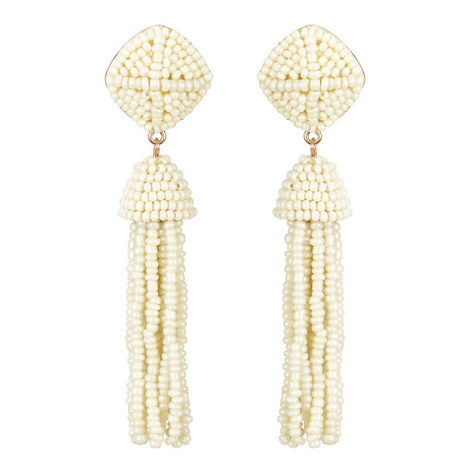 Rubina Tassel Earrings, ${color}