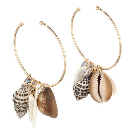Sardinia Hoop Earrings, ${color}