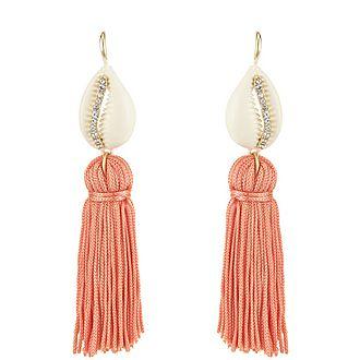 Tahiti Tassel Earrings