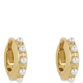 Claire Huggie Earrings
