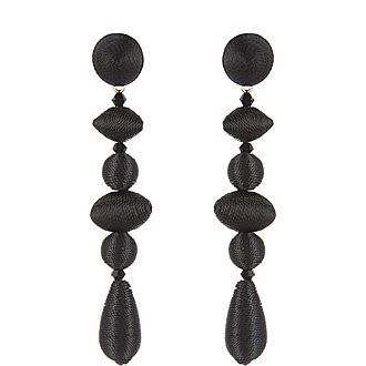 Harlequin Drop Earrings