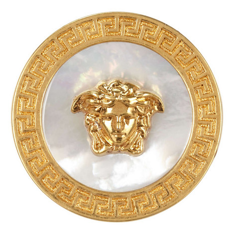 Mother of Pearl Medusa Ring, ${color}