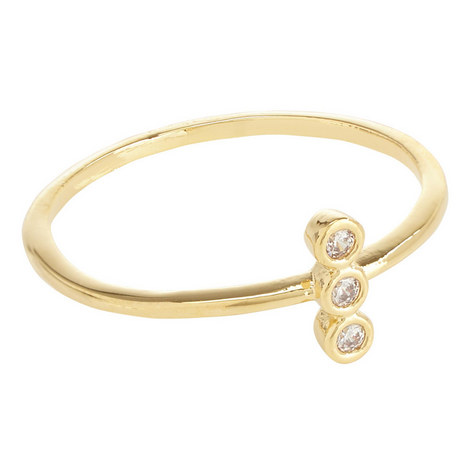 Crystal Column Ring, ${color}