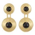 Double Drop Earrings, ${color}
