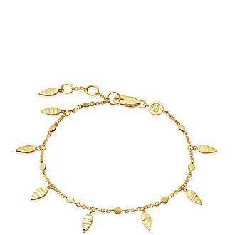 Mini Leaf Bracelet