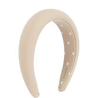 Velvet Padded Headband