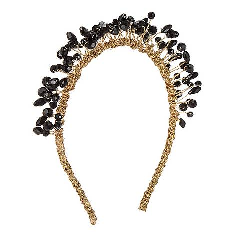 Stone Crown Hairband, ${color}