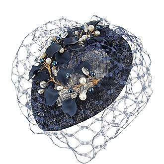 Lattice Fascinator