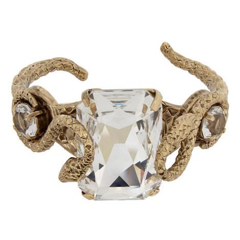 Crystal Stone Cuff Bracelet, ${color}