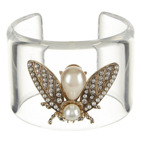 Thot G Bracelet Trans Resin Bee, ${color}