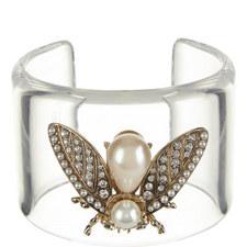 Thot G Bracelet Trans Resin Bee