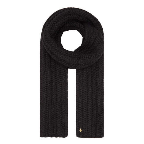 Chunky Knitted Scarf, ${color}