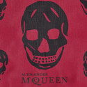 Chiffon Skull Scarf, ${color}