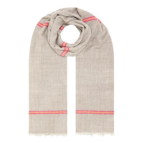 Striped Pashmina, ${color}
